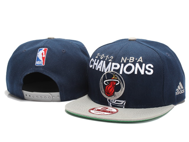 Miami Heat NBA Snapback Hat YS059